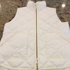 J Crew Factory Puffer Vest.